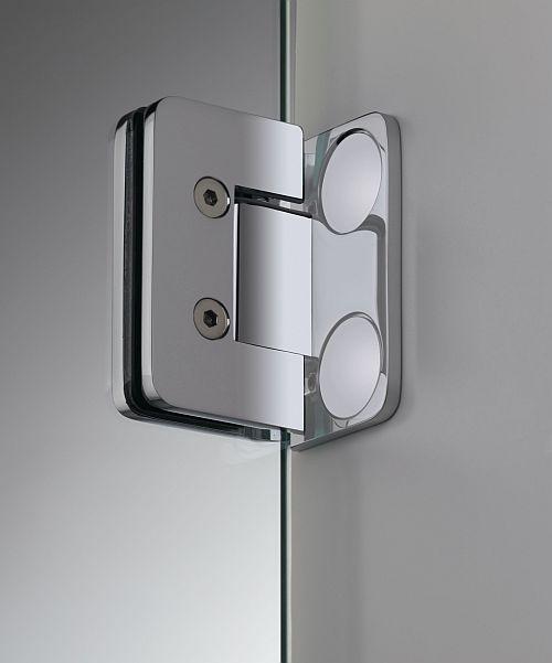 norma glas wand scharnier von innen rk duschsysteme. Black Bedroom Furniture Sets. Home Design Ideas
