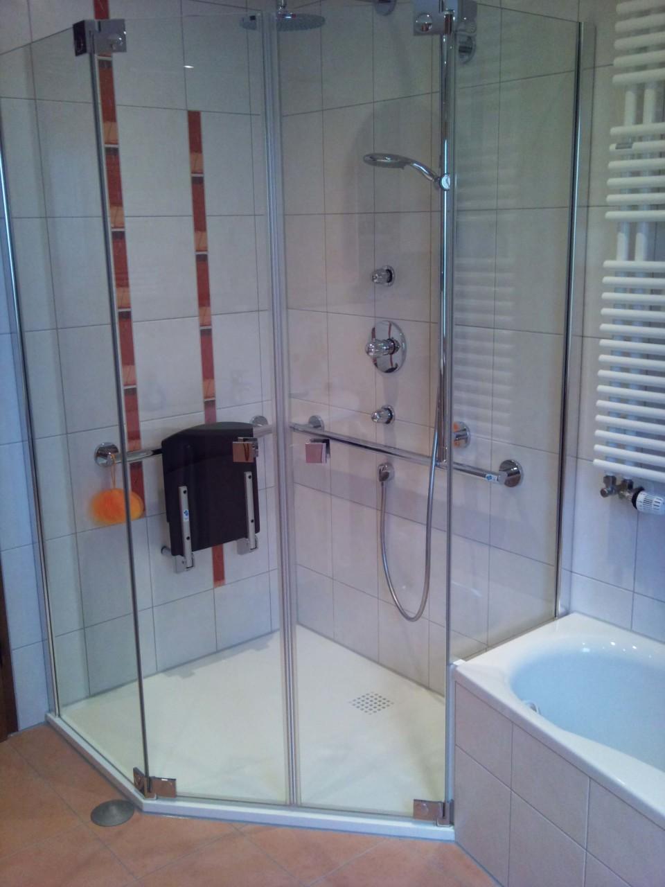Duschkabine Esslingen am Neckar